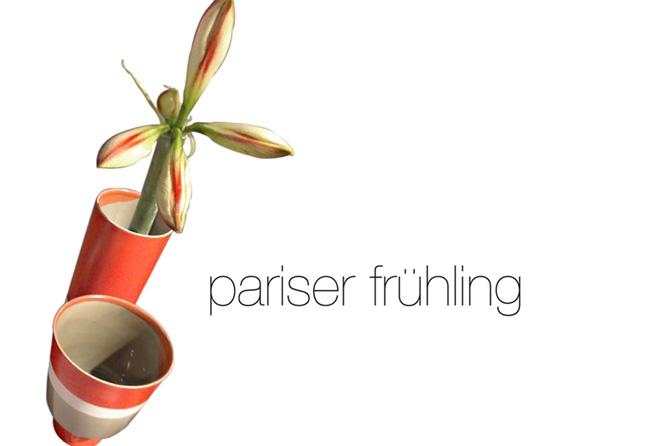 Pariser Frühling - Porzellan - Ulrike Weiss & Schmuck - Martina Dempf