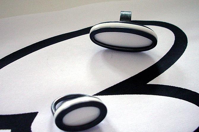 "Rings ""FOR DANA M."", Foto: HML BERLIN"